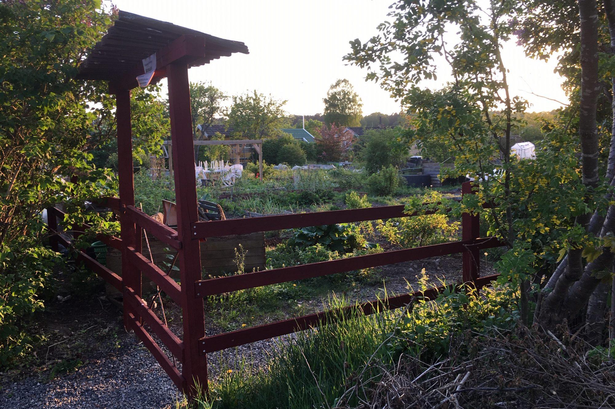 Skarpnäcks Fritidsträdgårdar